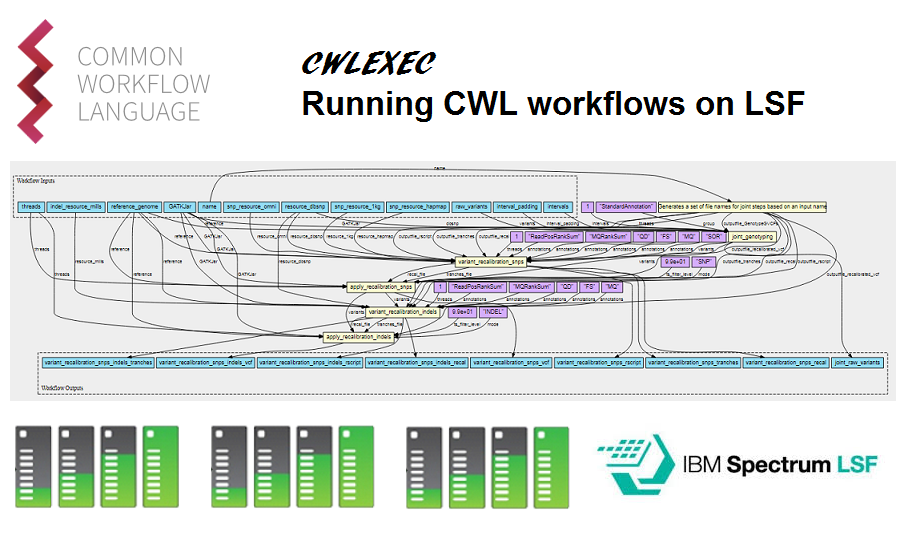 Webinar: CWLEXEC: A new open source tool to run CWL workflows on LSF (2018-02-28)