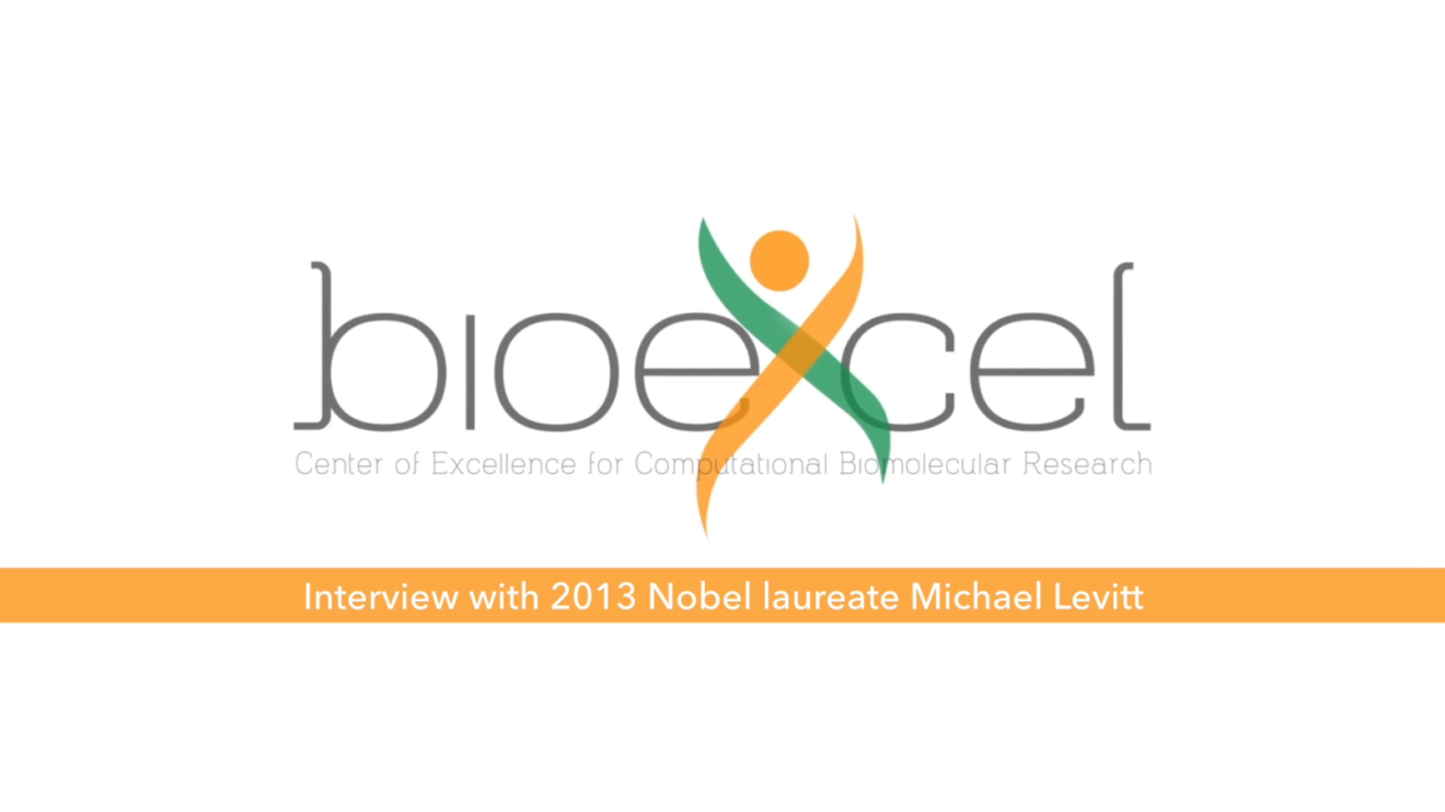 Interview with 2013 Nobel Laureate Professor Michael Levitt