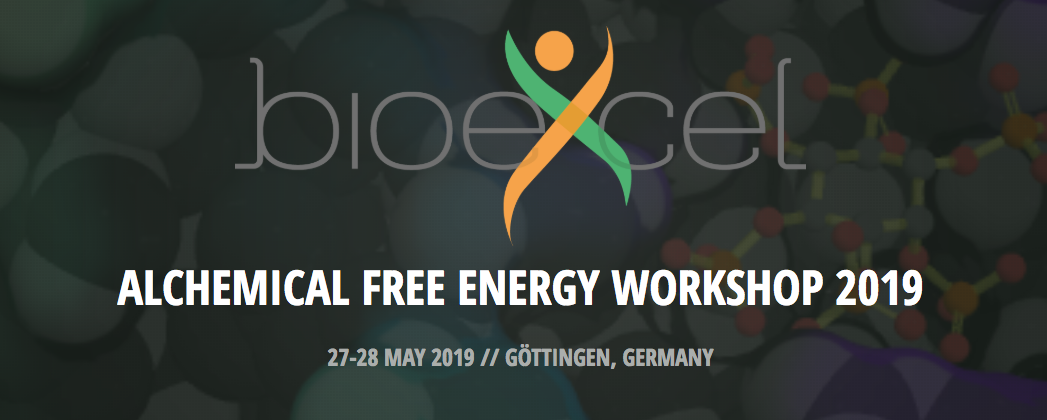Alchemical Free Energy Workshop 2019