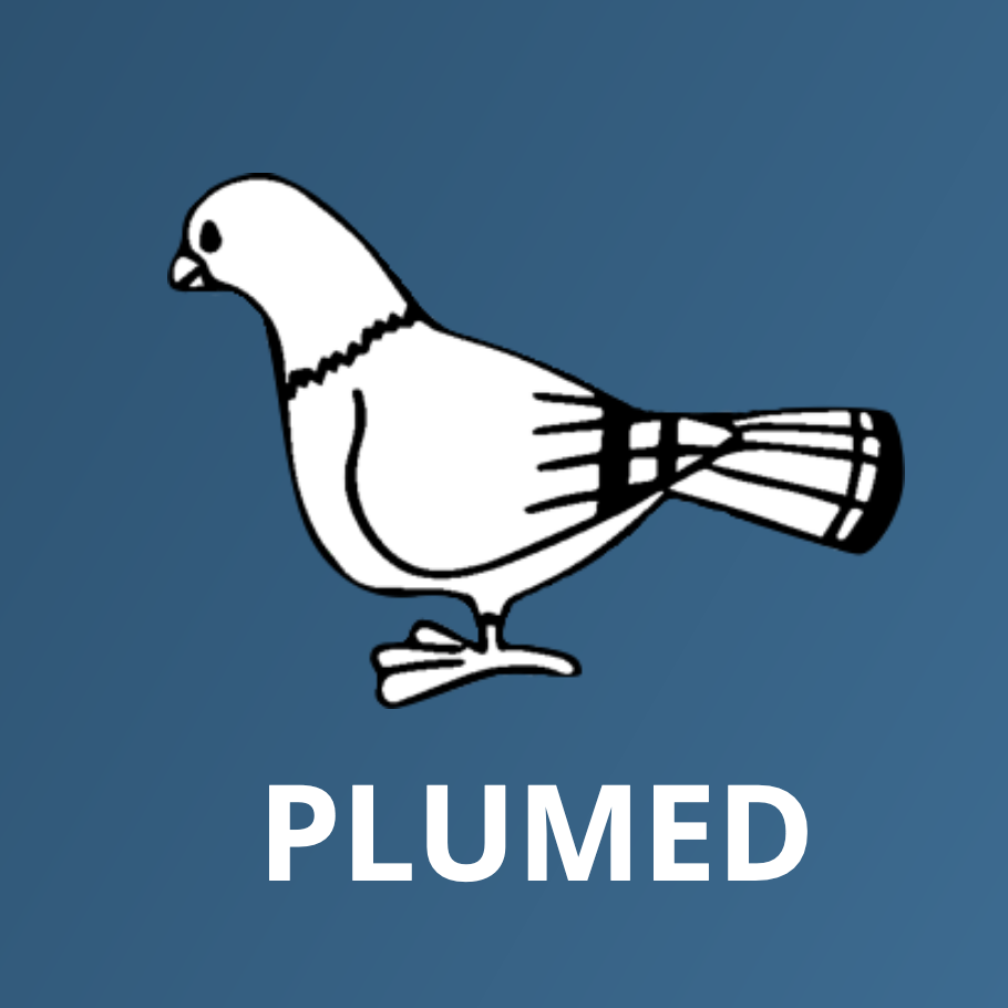 Webinar: Enhanced molecular simulations with PLUMED (2019-09-12)