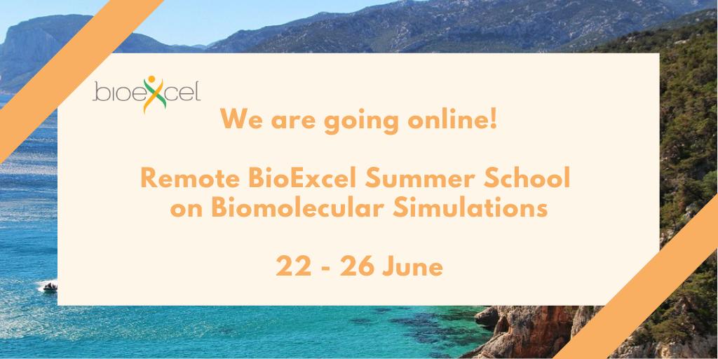 _BioExcel Summer School